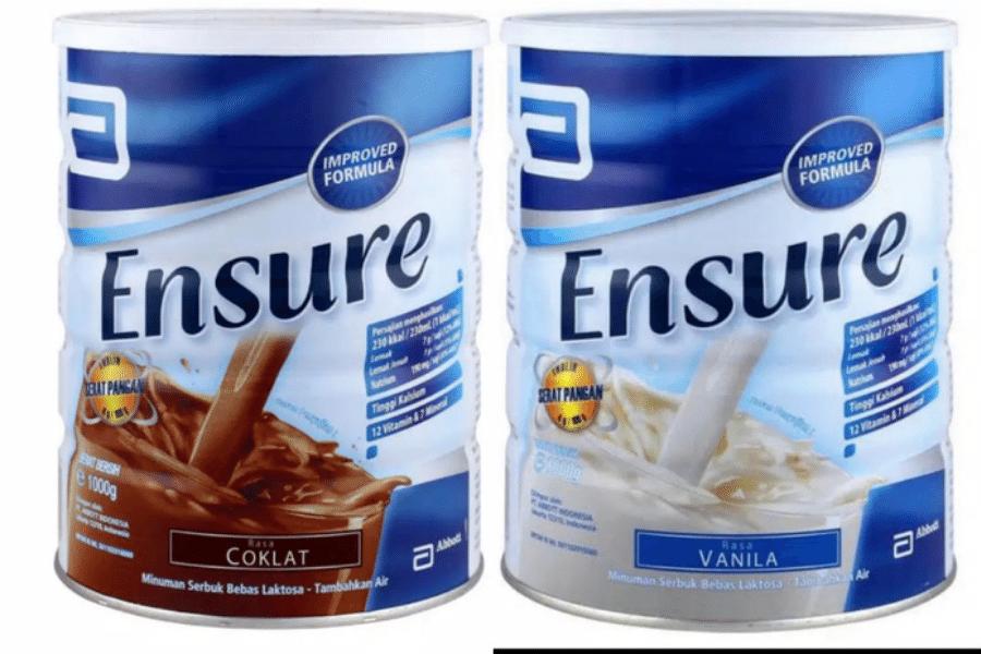 Daftar Harga dan Manfaat Susu Ensure
